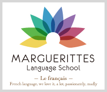 MARGUERITTES Language School<br>ロゴデザイン